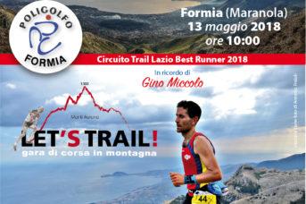 Let's Trail, il 13 maggio la 3a edizione nella splendida cornice dei Monti Aurunci
