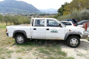 Avviso Pubblico per l'alienazione di un autocarro di proprietà dell'Ente Parco dei Monti Aurunci – Autocarro modello Tata Pick-up 2.0