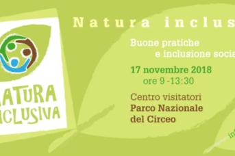 Natura Inclusiva, nell'evento al Parco del Circeo le buone pratiche nel  Parco Aurunci